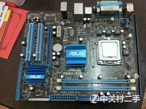 5     主板:华硕p5g41t-m lx v2 参数主板芯片 集成芯片:显卡/声卡