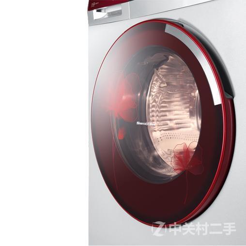 海尔小神童洗衣机排水管安装图解
