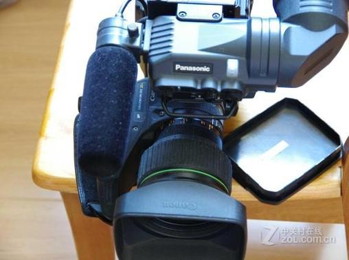 松下广播级摄像机d615;vf15寻像器;20倍佳能标头!