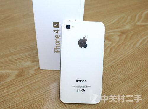 【二手苹果iphone4s】自用ipone4s国行16g