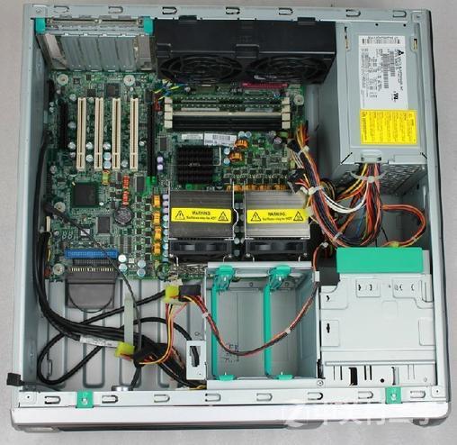 惠普服务器主板20针接线图