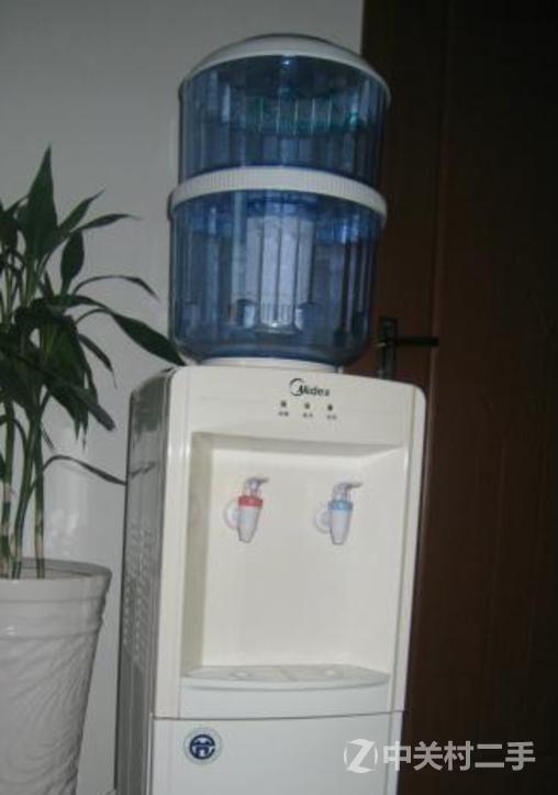 美的立式冷热饮水机(白色)